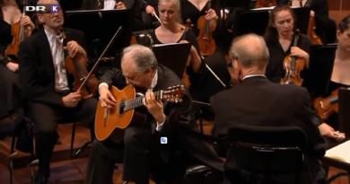Concierto de Aranjuez (Pepe Romero y la DRSO, dirigida por Rafael Frühbeck de Burgos) (2013)