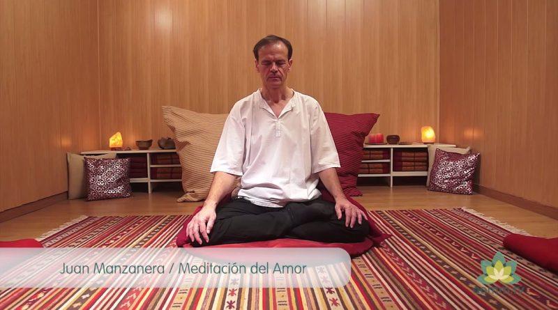 Meditación del amor (Juan Manzanera)