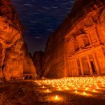 Foto: Elia Locardi: 'Petra by night'