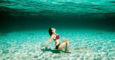 Bajo el agua (Fuente: bilevich.net)