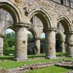 Buildwas abbey, England (Fuente: Pixabay.com - David Mark)