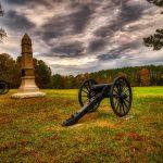 Campo de batalla de Chickamauga, Estados Unidos (Fuente: Pixabay.com)