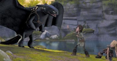 Furia nocturna, entrenando a tu dragón