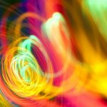 Espirales arcoiris