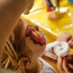 Face painting (Fuente: Pixabay.com, autor: schuetz-mediendesign)
