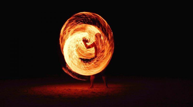 Bola de fuego - pixabay.com