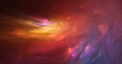 Ilustración: Espacio exterior