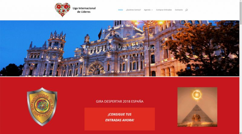 Gira Despertar España 2018 (Madrid, del 9 al 15 de julio de 2018)