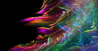 Ilustración digital: Impulso del fuego eterno
