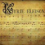 Partitura Kyrie Eleison