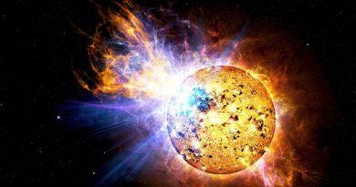 Detonación solar (NASA)