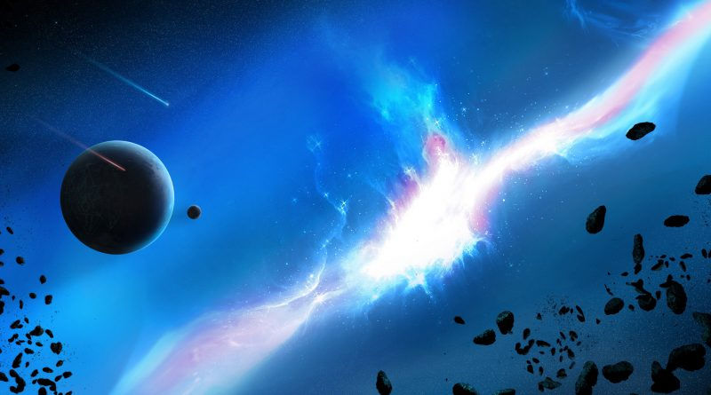 Planetas y asteroides (fuente: es.GdeFon.com)