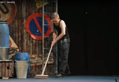 Stomp live - Brooms