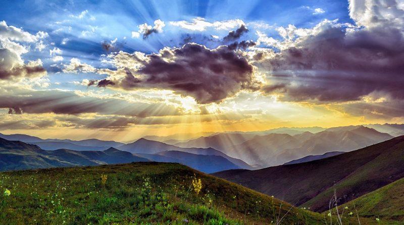 Atardecer (Fuente: pixabay.com)